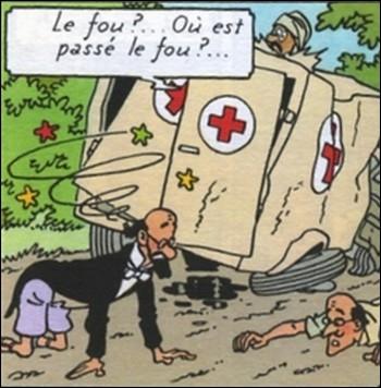 Dans quel album des aventures de Tintin, notre reporter rencontre-t-il ce savant un peu fou Philémon Siclone ?