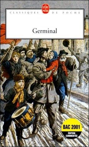Quel auteur écrit  Germinal  ?