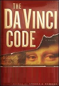 Quel auteur écrit  Da Vinci Code  ?
