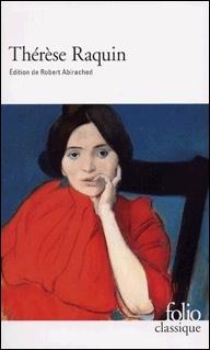 Qui est l'auteur du roman  Thérèse Raquin  ?