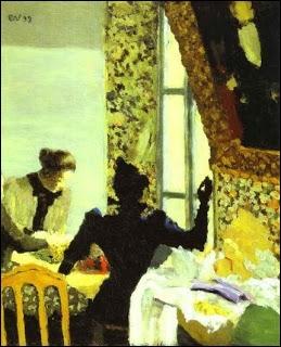 Qui a peint L'aiguillée ou intérieur aux couturières ?