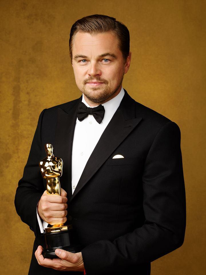 Leonardo DiCaprio fait son cinéma !