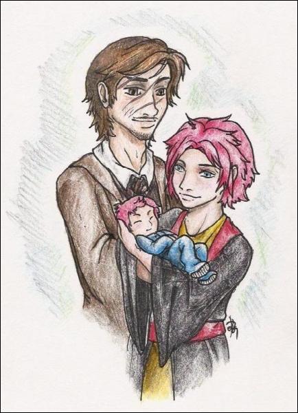Comment se nomme le fils de Remus Lupin, le filleul de Harry ?