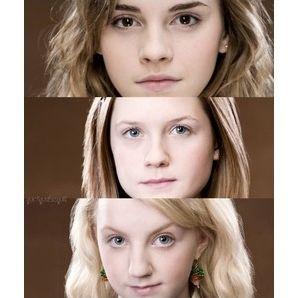 Les enfants dans Harry Potter