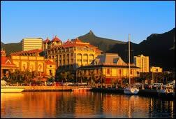 La capitale de l'île Maurice est :