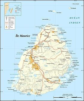 Quelles sont les couleurs du drapeau mauricien ?