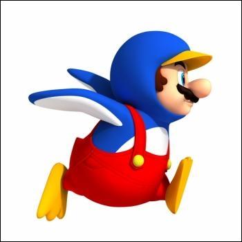 En quoi Mario est-il transformé ?