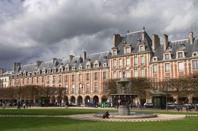 Lieux et monuments de Paris - 1