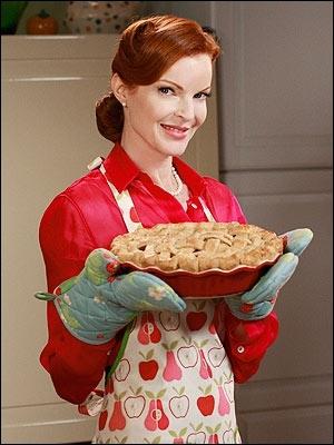 Que cuisine Bree lorsqu'elle invite Zach ?