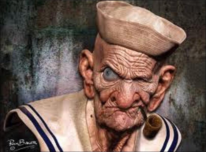 Pour sauver sa fiancée, Popeye ingurgite des épinards qui lui donnent la force de terrasser le méchant Brutus. Mais les épinards contiennent-ils autant de fer qu'on le pensait à son époque en 1929 ?