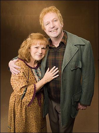 Quel surnom Arthur donne-t-il à Molly lorsqu'ils sont tous les deux ?