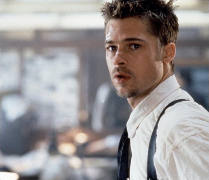 De quel film, cette image de Brad Pitt est-elle tirée ?