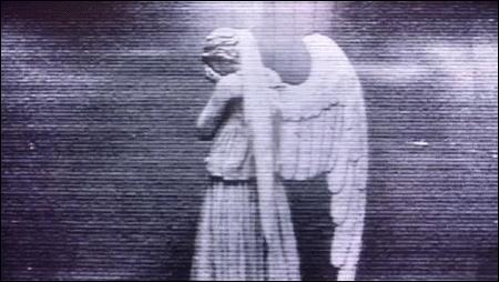 Tout ce qui contient l'image d'un Ange devient physiquement un Ange :