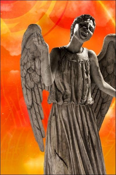 Les Anges pleureurs sont aussi appelés  les Assassins solitaires  :