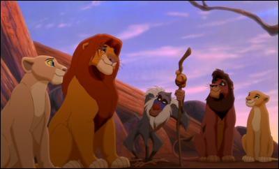 De quelle réalisation de Disney provient cette image ?