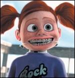 Comme s'appelle cette petite fille ? (Le monde de Nemo)