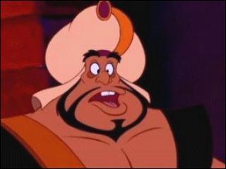 Comment s'appelle ce garde ? (Aladdin)