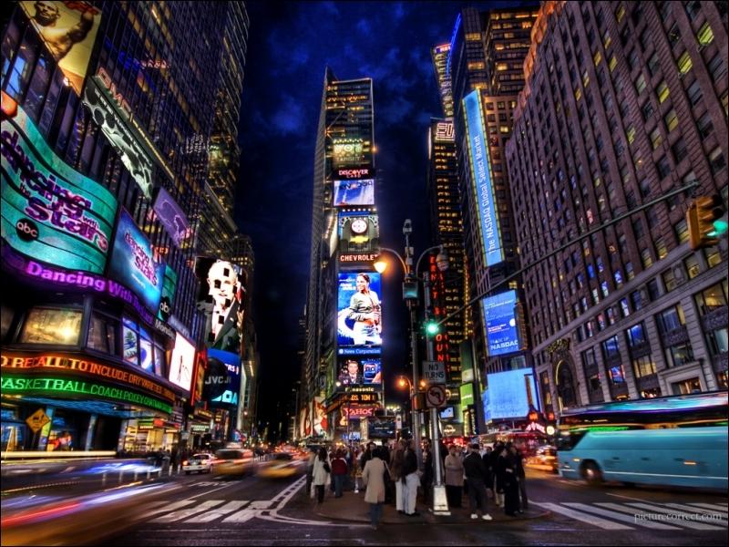 La ville américaine de New York est-elle la capitale de son pays ?