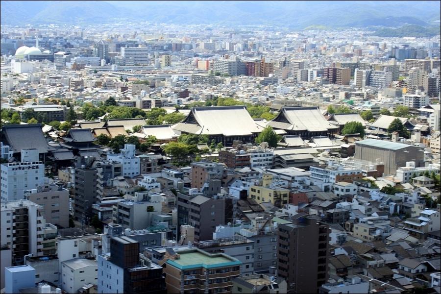 La ville japonaise de Kyoto est-elle la capitale de son pays ?