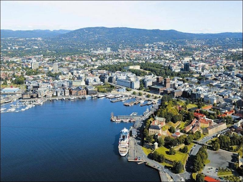 La ville norvégienne d'Oslo est-elle la capitale de la Norvège ?