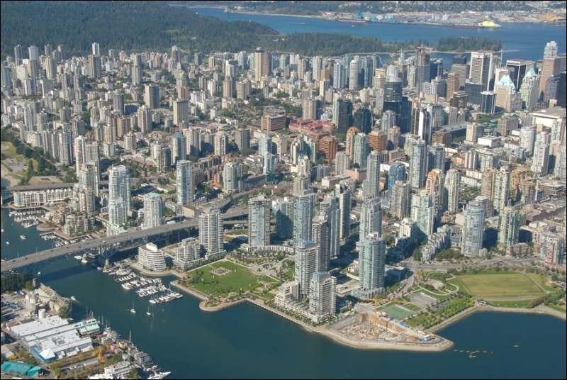 La ville canadienne de Vancouver est-elle la capitale de son pays ?