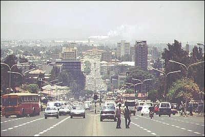 Addis-Abeba est la capitale de l'Éthiopie.