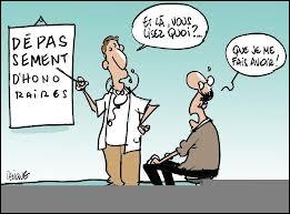 Les médecins ...