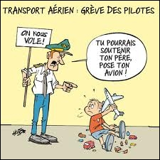Chez Air France...