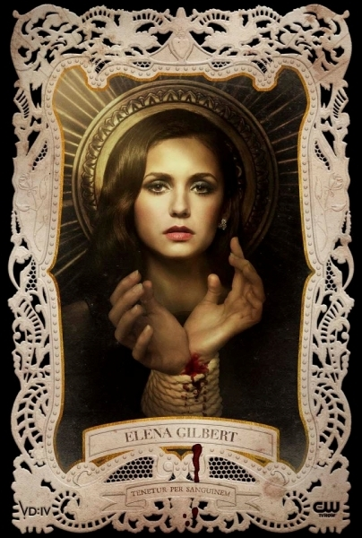 Elena est sortie avec :