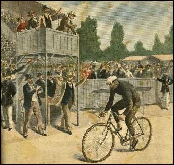 Le 1er juillet 1903, de quelle ville de la banlieue parisienne s'élancèrent les 60 pionniers du 1er Tour de France cycliste ?
