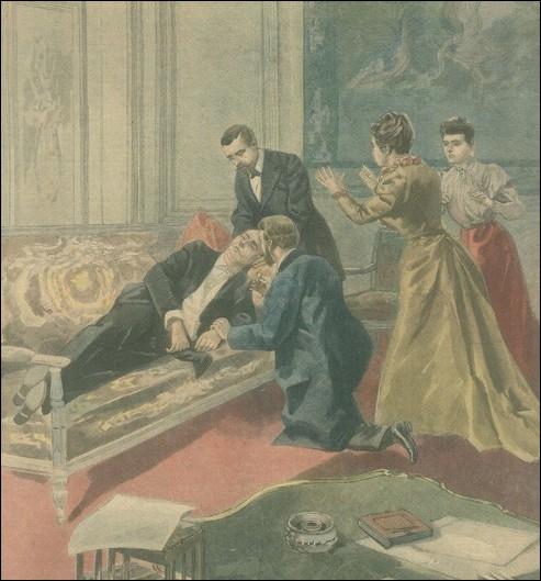 « Il voulait être César, il ne fut que Pompée ». A quel homme politique fut attribuée cette phrase lors de la mort du Président Félix Faure en 1899 ?