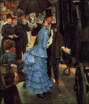 Quel terme familier désignait le rembourrage que les femmes portaient sous leur robe pour augmenter le volume apparent de leur postérieur à cette époque ?