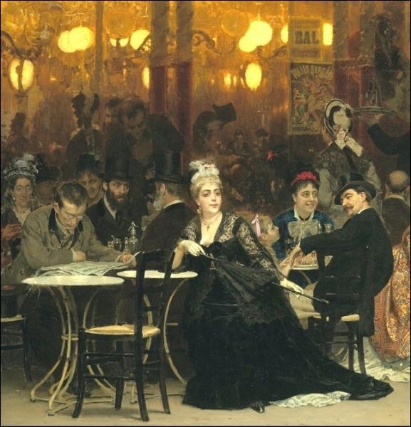 Haut lieu de rendez-vous du monde artistique de cette époque, cette brasserie fut ouverte en 1911 à l'angle du boulevard Raspail et du boulevard Montparnasse ... .