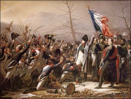 La bataille de Waterloo marque la fin de l'épopée napoléonienne. Quand a-t-elle eu lieu ? (ce jour et ce mois feront de nouveau date 125 ans plus tard).