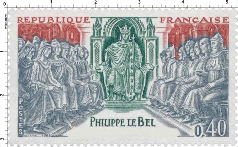 Au cours de quel événement important le roi Philippe le Bel montre qu'il n'entend pas se voir imposer l'autorité et la supériorité de Rome, refusant ainsi la tutelle du pape ?