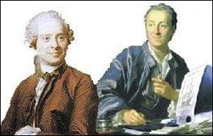 L'encyclopédie (1751 – 1772) était dirigée par un philosophe, Denis Diderot, et par un mathématicien. Qui était ce mathématicien ?