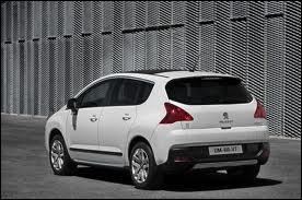 Peugeot a sorti trois 4x4, lesquels ?