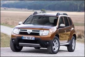 Dacia a produit deux 4x4, lesquels ?