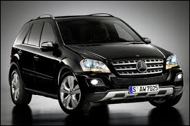 Mercedes a lancé une gamme de 4x4. Lesquels pensez-vous être des 4x4 de Mercedes ?