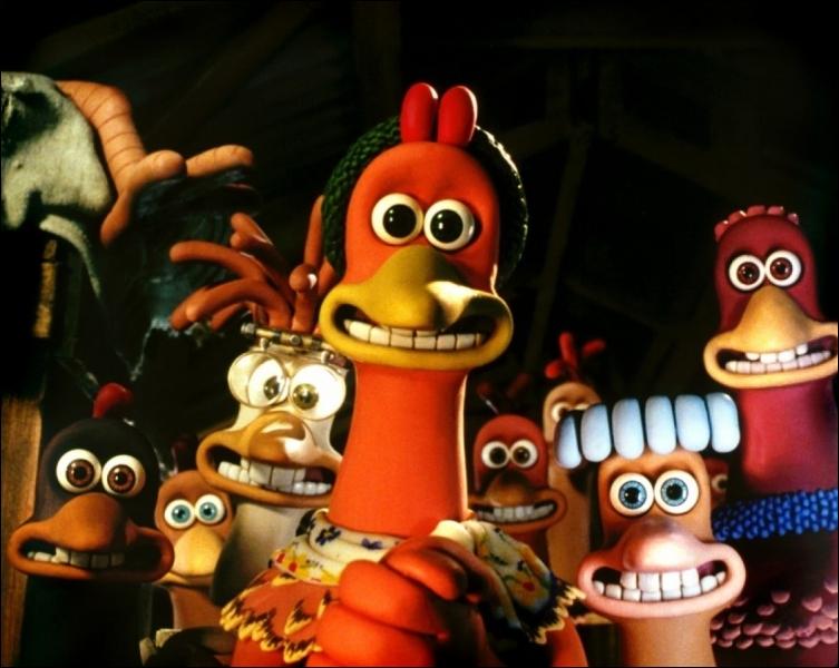 Chicken Run. Ces poules qui veulent s'échapper de leur élevage, Disney ou pas Disney ?