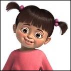 Boo... Elle va causer bien des soucis à l'entreprise de Monstres et Compagnie. Disney ou pas Disney ?