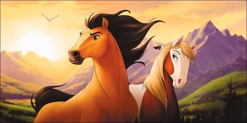 Spirit, l'étalon des plaines. Les aventures d'un cheval hors du commun. Disney ou pas Disney ?