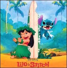 Dans Lilo et Stitch, quel est le mot qui signifie amour ?