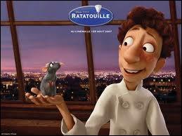 Comment s'appelle le restaurant où va Rémy et Linguine ?