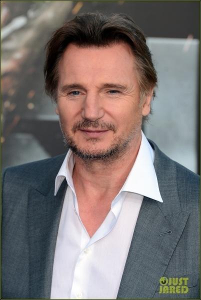 Quel est le film dans lequel on ne voit pas Liam Neeson ?