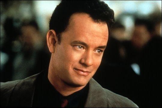 Quel est le film dans lequel on ne voit pas Tom Hanks ?