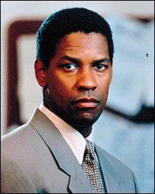 Quel est le film dans lequel on ne voit pas Denzel Washington ?