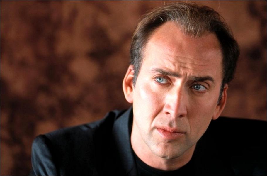 Quel est le film dans lequel on ne voit pas Nicolas Cage ?