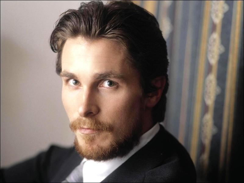 Quel est le film dans lequel on ne voit pas Christian Bale ?