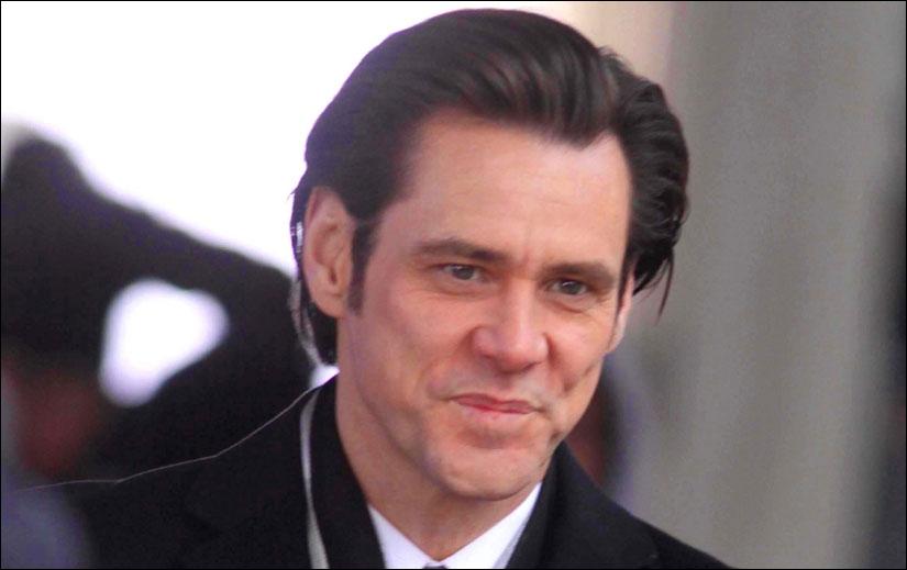 Quel est le film dans lequel on ne voit pas Jim Carrey ?